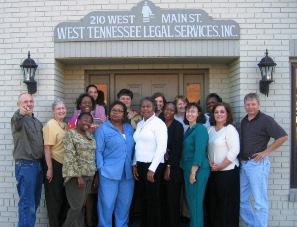 WTLS Staff and old sign