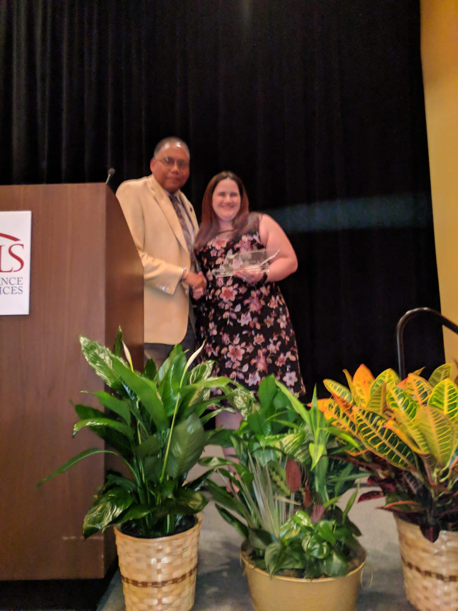 Attorney Vanessa Bullock receives New Advocate of the Year Award
