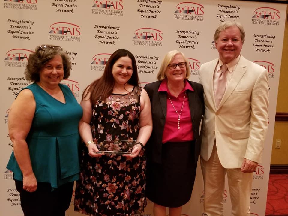 Attorney Vanessa Bullock New Advocate of the Year Award