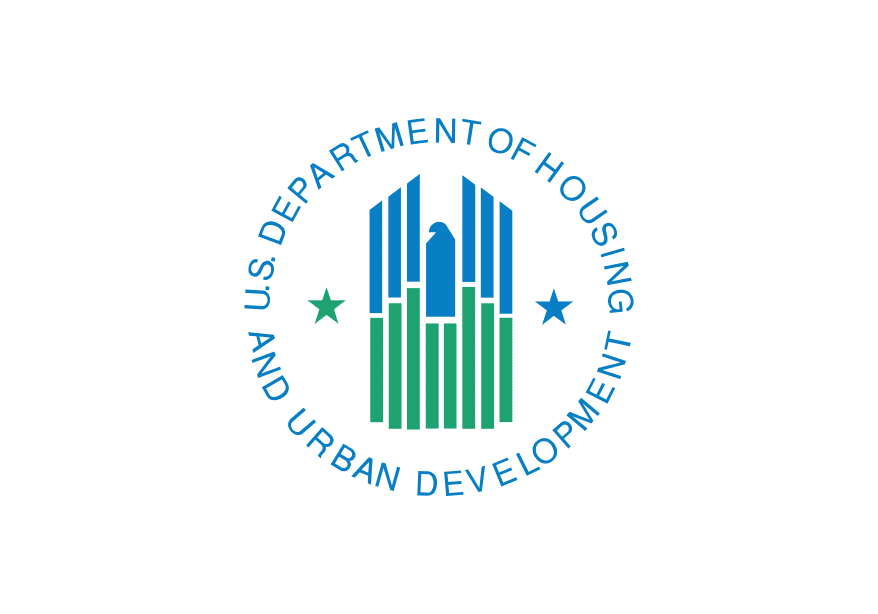 Flag Of The United States Department Of Housing And Urban Development